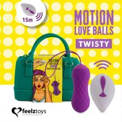 FEELZTOYS Motion Love Balls Twisty