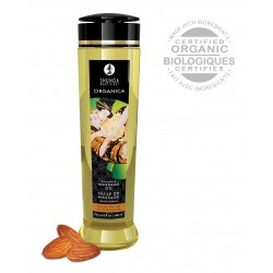 SHUNGA Massage Organica Douceur d'Amande 240ml