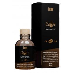INTT Gel de Massage Chauffant - Café 30ml