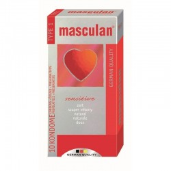 MASCULAN Sensitive 10 St.