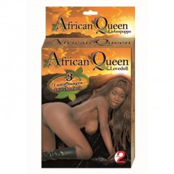 Poupée African Queen (Exotic Girl)